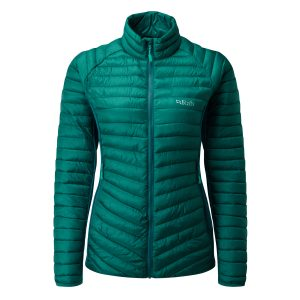 Womens Down & Synthetic Jackets