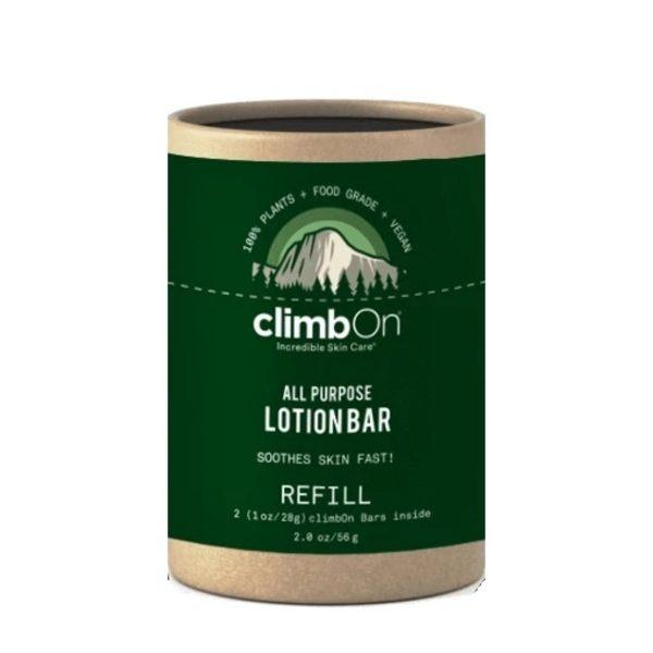 Climb On Lotion Bar Refill Pack (2x1oz)