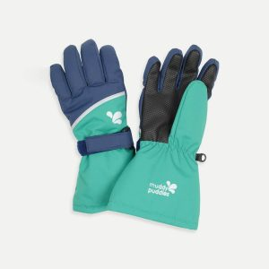 Muddy Puddles Blizzard Ski Gloves
