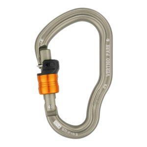 Petzl Vertigo Wire Lock Carabiner (Reinforced for Park Use)