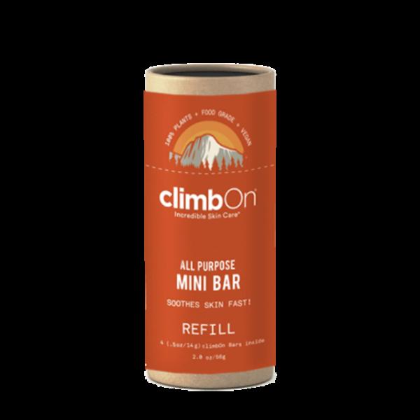 Climb On Mini Lotion Bar Refill Pack (4x14g)
