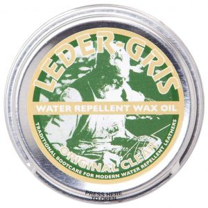 Altberg Leder-Gris Wax oil for Boots - Clear