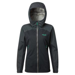 Rab Womens Kinetic Alpine Waterproof Jacket