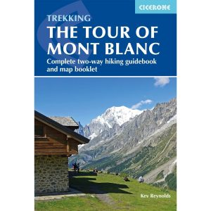Cicerone Tour of Mont Blanc Guide Book