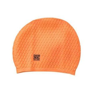 Swim Secure Silicone Swimming Cap