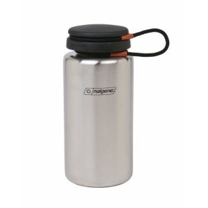 Nalgene Wide Mouth Stainless Steel Flask