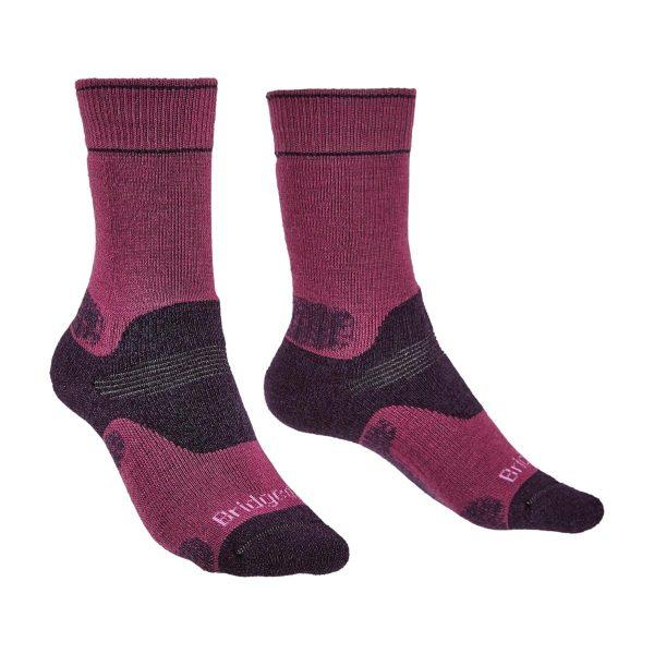 Bridgedale Hike Midweight Merino Performance Womens Walking Socks