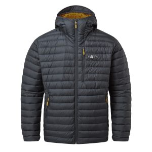 Rab Mens Microlight Alpine Down Jacket