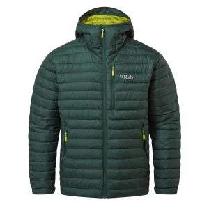 Rab Mens Microlight Alpine Down Jacket