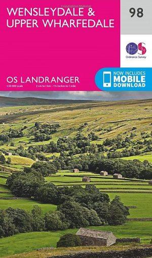 OS Landranger Active