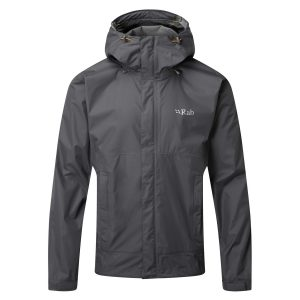 Rab Mens Downpour Waterproof Jacket