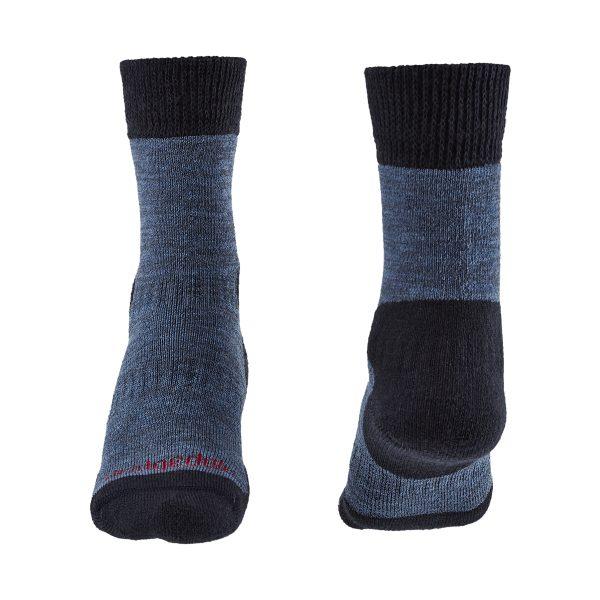 Bridgedale Womens Explorer Heavyweight Merino Comfort Walking Socks