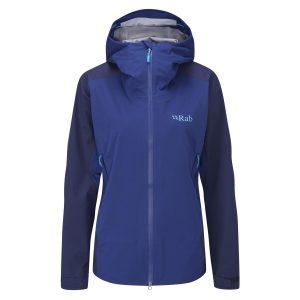 Rab Womens Kinetic Alpine 2.0 Waterproof Jacket