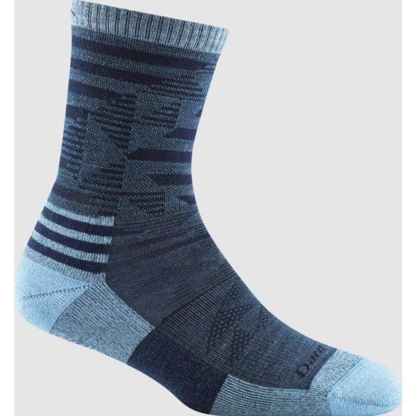 Darn Tough Womens Ceros Micro Crew Lightweight Walking Socks