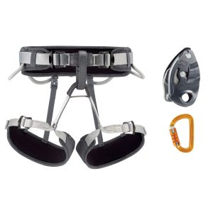 Petzl Kit Corax with GriGri and Sm'D Climbing Kit