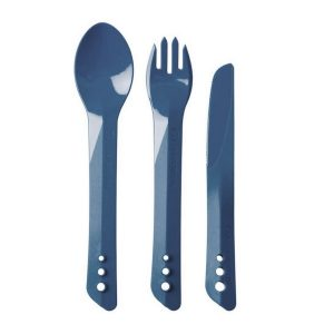 Lifeventure Ellipse Cutlery Set